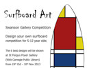 Surfboard Art competition