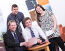 Businesses Celebrate Talnet Scotland Graduates