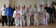 Tora Kai Karate Club, Wick