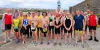 Triathlon - Wick 4th August 2013