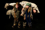 Where The White Stops - Antler Theatre at Melvich Village Hall