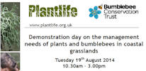 Coastal Grassland workshop