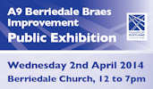 Berriedale Braes Exhibition 2nd April 2014