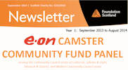 Camster Newsletter 2014