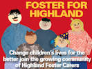 Foster Carers Wanted In Highland