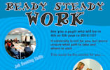 Ready Steady Work 2014 For Senior Pupils to prepare for the world of work