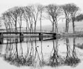 River Reflectiosn - one of the phots in the new 2015 Caithness Calendar from Caithness Heart Support Group