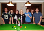 Summer Champions of Wick and Distric Summer Pool Leagues
