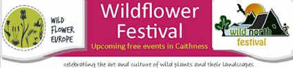 Wild Flower Festival Caithness 2014