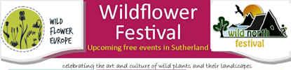 Wild Flower Festival Sutherland 2014