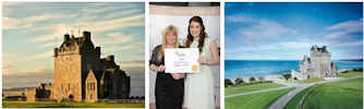 Ackergill Tower win Wedding Venue Award
