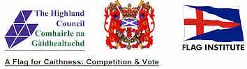 Caithness Flag competition