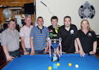 Wick and District Summer Pool League Champions 2015 Camps 1