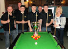 Crown Bar Champions 2015 - Wick and District Poool League