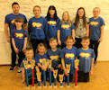 Ruishdance make a big haul of trophies at Caird Hall, Dundee - February 2015