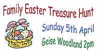 Family Easter Treasure Hunt