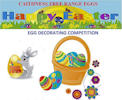 Egg Decorating Competition 2015