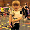 Emma Thain at Perth Dance competition