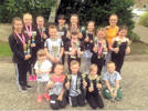 Rush.dance take shed load of medals at Hip Hop comps in Grangemouth