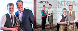 North Highland College scoop Lantra Awards