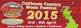 Noerhen Nashville country Music Festival 3rd - 5th 2015h April