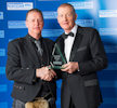 Norstot award from Steve Davis