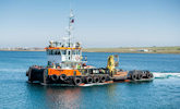 C Salvor at Pentland Firth 12th - 17th January 2015