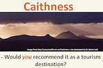 Tourism Debate at Caithness Horizons