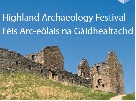 Highland Archaeology Festival 2016 - 1st - 16th October 2016
