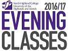 Evening Classes 2016/17