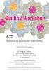 Quilt Workshop 25th June 2016