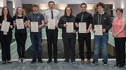 2016 Ready Steady Work Course completed and sponsoired by Dounreay at North Highland College