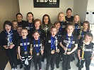 Rushdance at UDO Championships in Blackpool