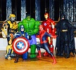 Super Hero Show Coming To Wick 5th August 2016