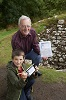 Geocache at Highland Archaeology Festival