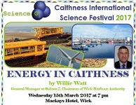 Energy in Caithness