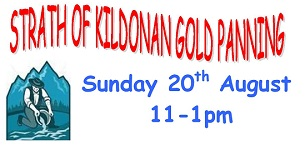 Gold Panning At Helmsdale