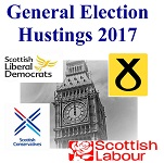 Hustings Thurso