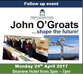 John O'Groats Consultation - Follow Up Event