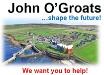 JohnO'Groats - Can you help shape the future? - Drop in Event at Seaview Hotel John O'Groats
