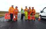 Killimster Moss road opens