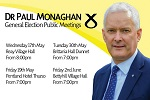 Paul Monaghan Meetings