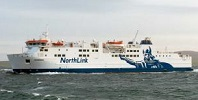 Northlink Ferries timetable for drydock period