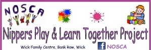 NOSCA Nippers information - at Wick Family Centre