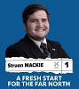 Struan Mackie - Conservative and Unionist Party - Caithness and North West Caithness