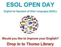 Thurso ESOL - Open Day