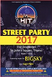 Thurso Hogmanay Street Party