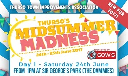 Thurso Midsummer Madness