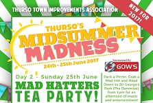 Thurso's Midsummer Madness