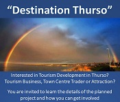Destination Thurso Public Meeting
